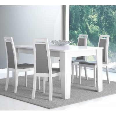 Mesa de Jantar IZI - Branco