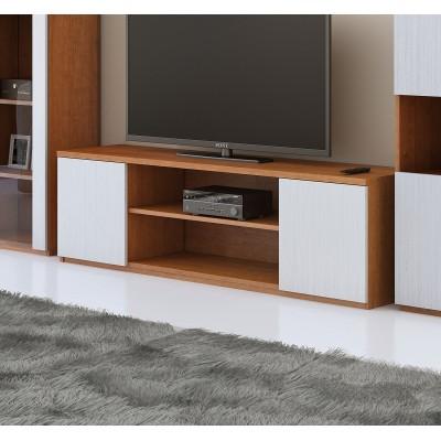Base TV IZI - Cerejeira/Branco