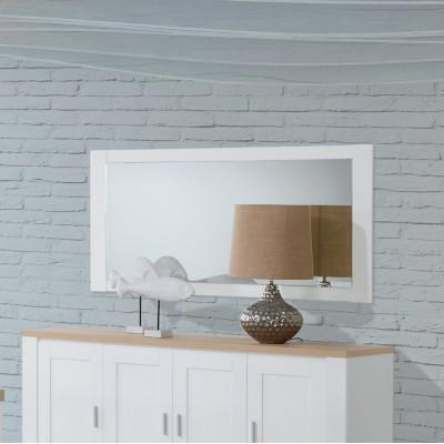 Espelho de Sala Florença - Branco