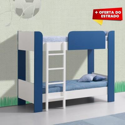 Beliche Play Azul/Branco