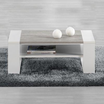Mesa de Centro Madrid - Branco/Stone