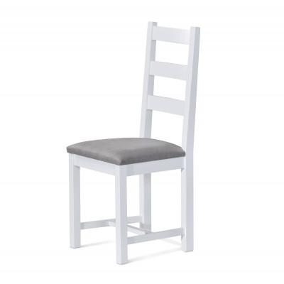 Cadeira Serpa - Estofo Cowboy Light Grey