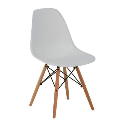 Cadeira Tower - PVC Branco